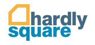Hardly Square