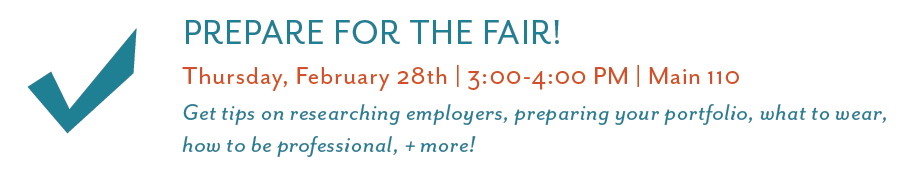 February 2013 Mica Internship Career Fair