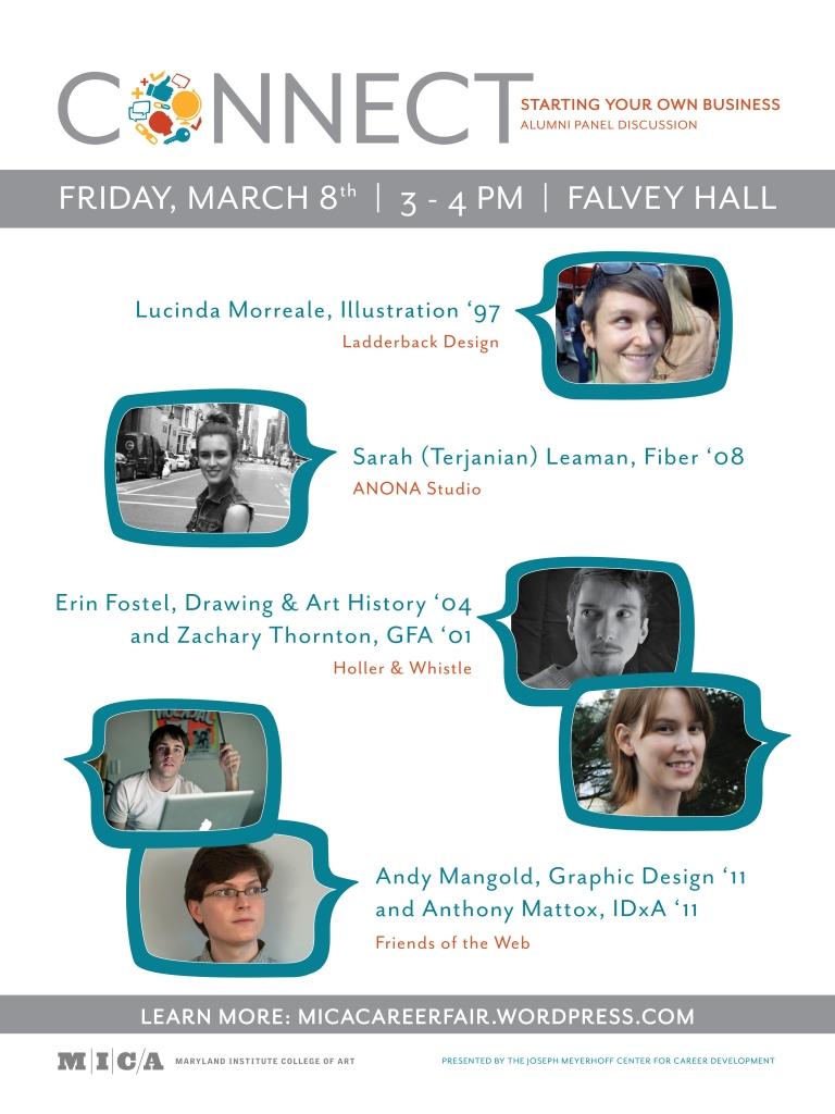 Alumni Panel Poster blog