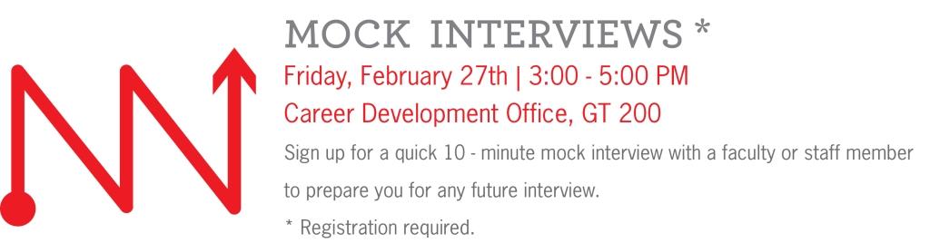 2015 Blog Mock Interviews